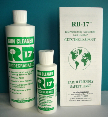 RB-17 Products Gun Cleaner